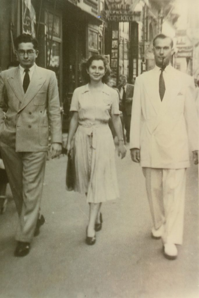 Elsa's life in Egypt during the second world war